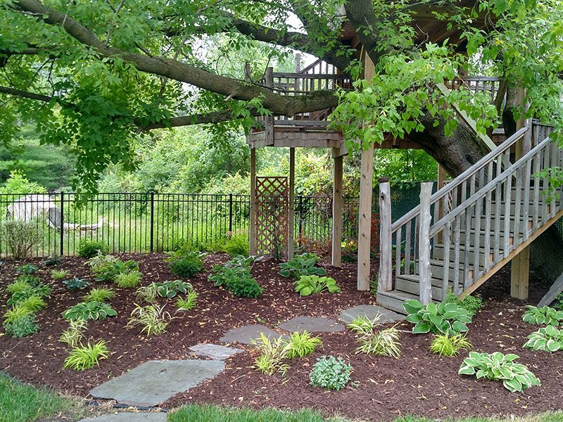 Saginaw Landscape and Hardscape Services, Waterfalls