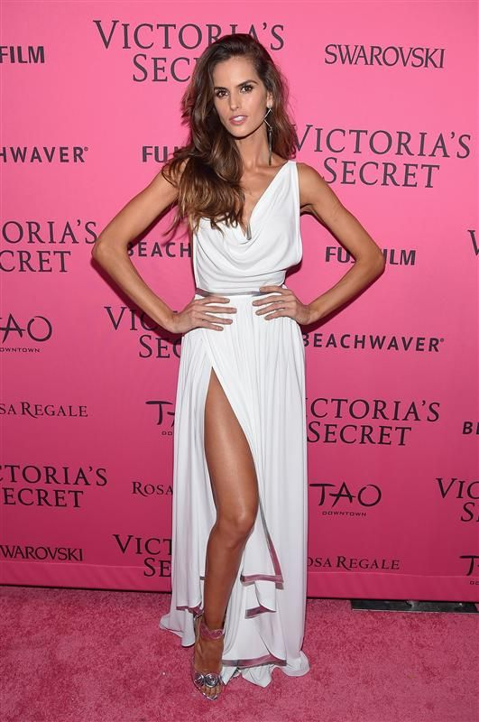 1f267f0d2c Izabel Goulart attended the Victoria s Secret Fashion Show afterparty in  New York City on Nov. 10