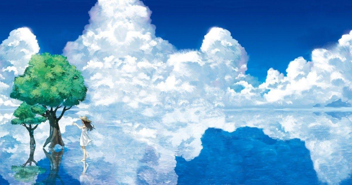 Anime Cute Dual Monitor Wallpaper 4k Anime 3840x1080 Wallpaper 3840x1080 2x 23 Anime Backgrounds Wallpapers Anime Wallpaper Download Anime Scenery Wallpaper