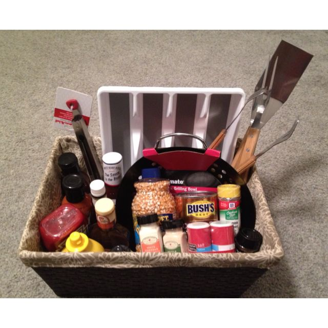 Wedding Gift Ideas For Friends: Engagement Gift For Friends Who Like To Grill