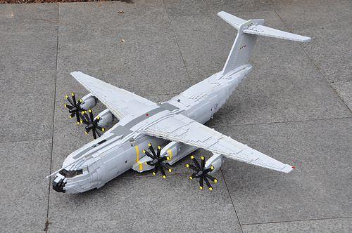 Airbus A400m Atlas 1 Cooles Lego Lego Armee Und Lego