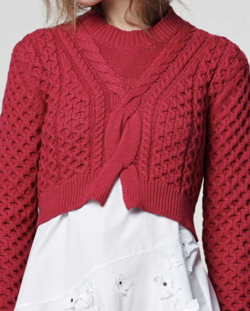 Decorialab - Beautiful Details - Resort 2015 (10) ....... stunning inspiration of cabling with a large honeycomb