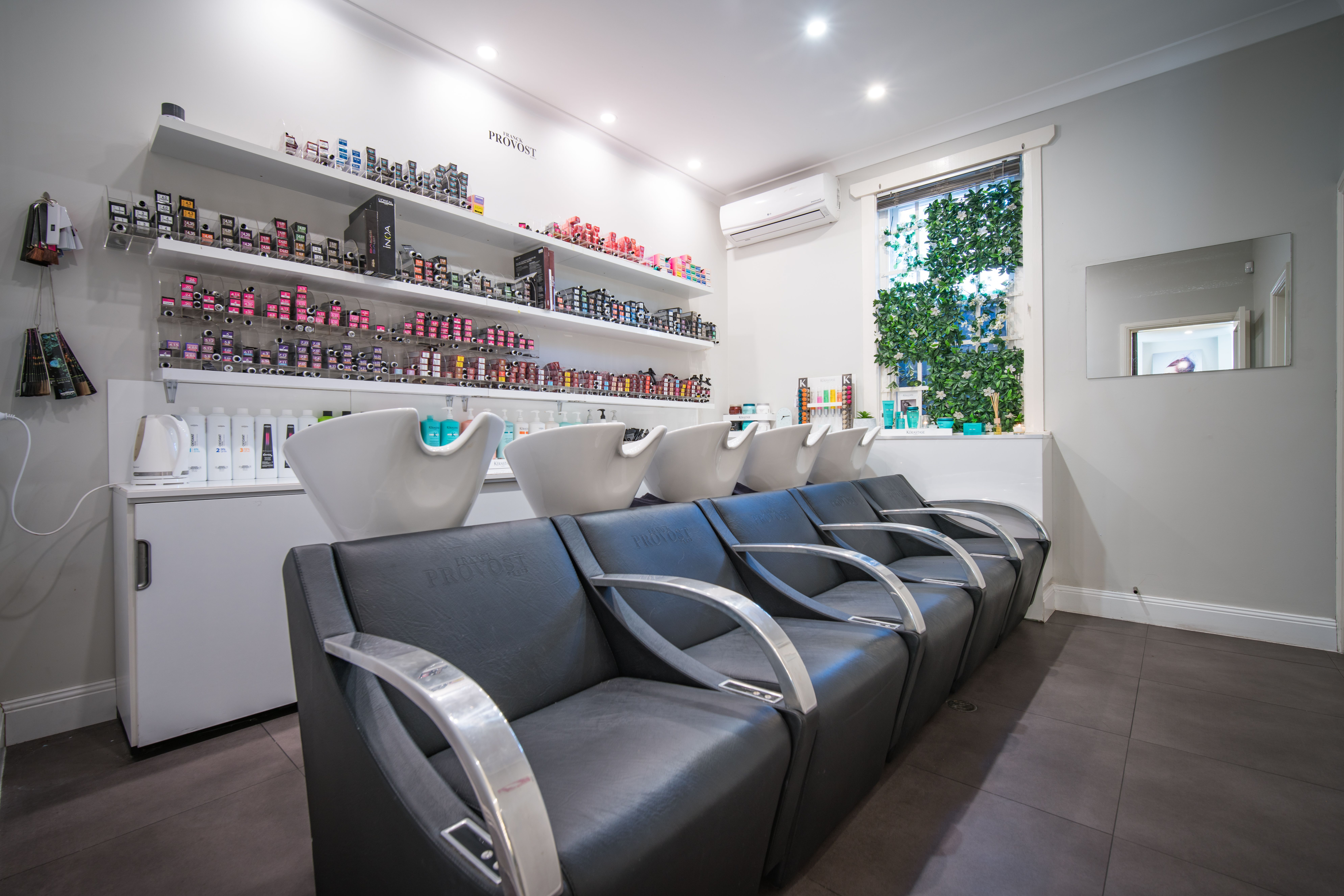 Franckprovost Franckprovostparis Franckprovostaustralia Sydney Australia Hairsalons Salons Beauty Haircare Hairgo Star Salon Minimalist Design Design