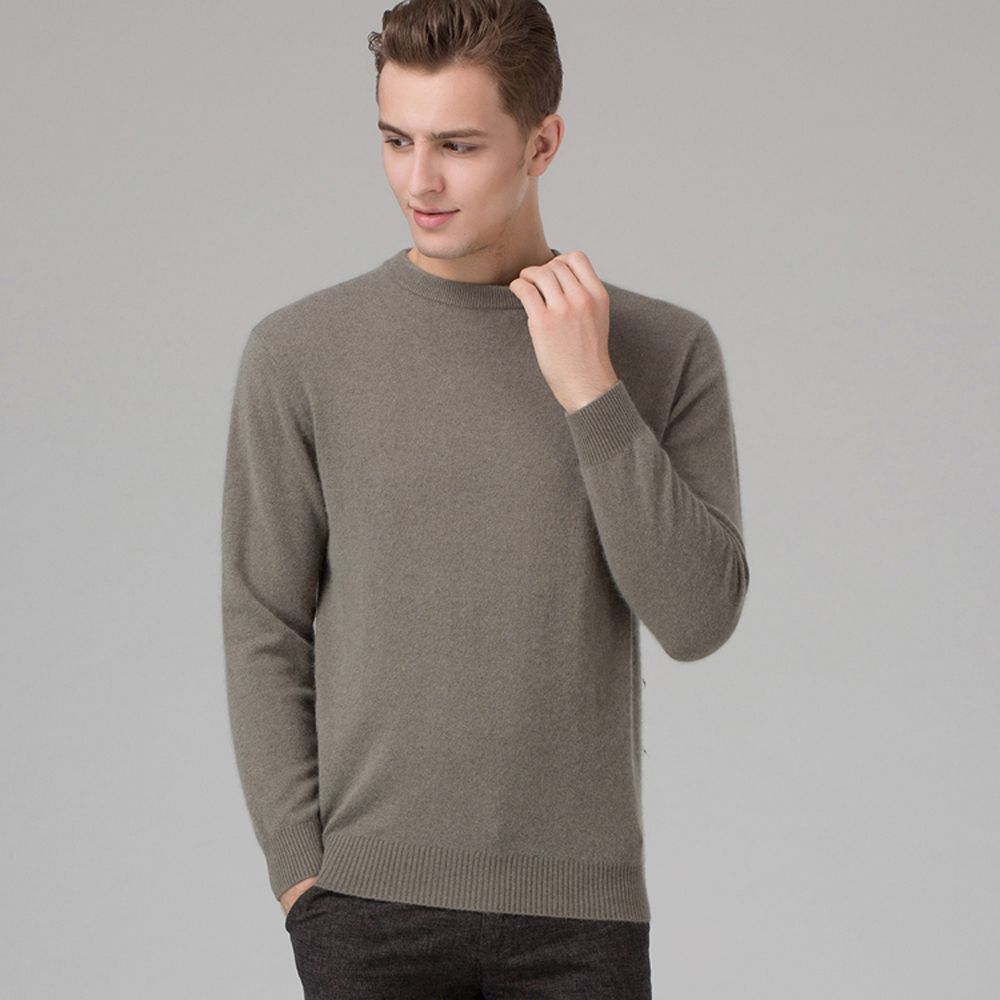 100% Pure Cashmere Knitted Sweater | Sweaters in 2019