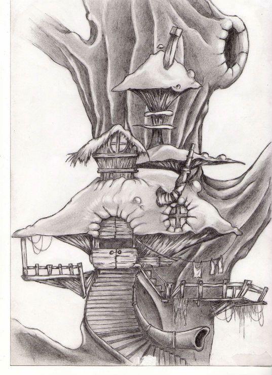 Dessins divers au crayon graphite | DrawingSketching