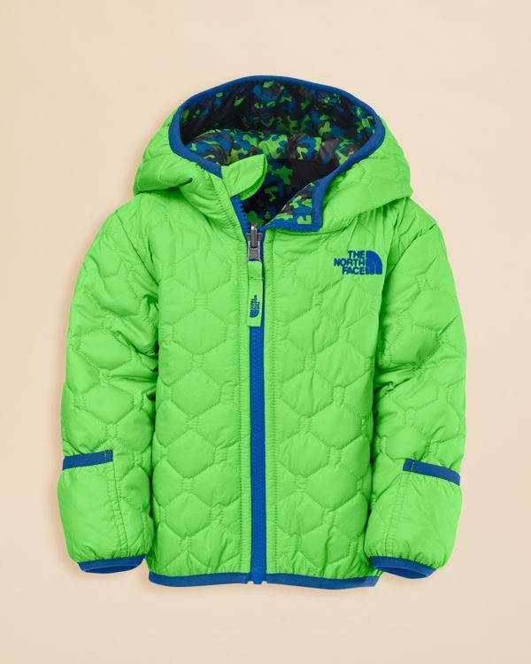 a8d0178b8521 The North Face Infant Boys  Reversible Perrito Jacket - Sizes 0 3-18 ...