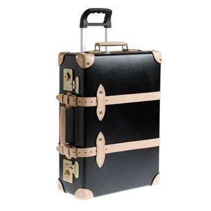 Leather Trolley Suitcase | Luggage And Suitcases