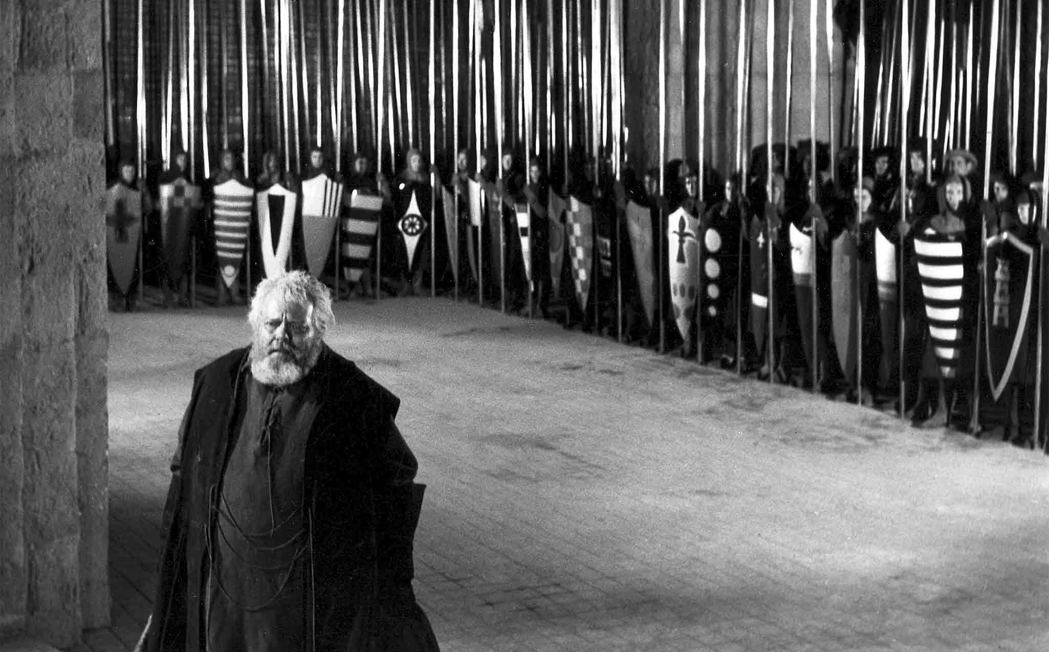 Falstaff, Orson Welles,1965