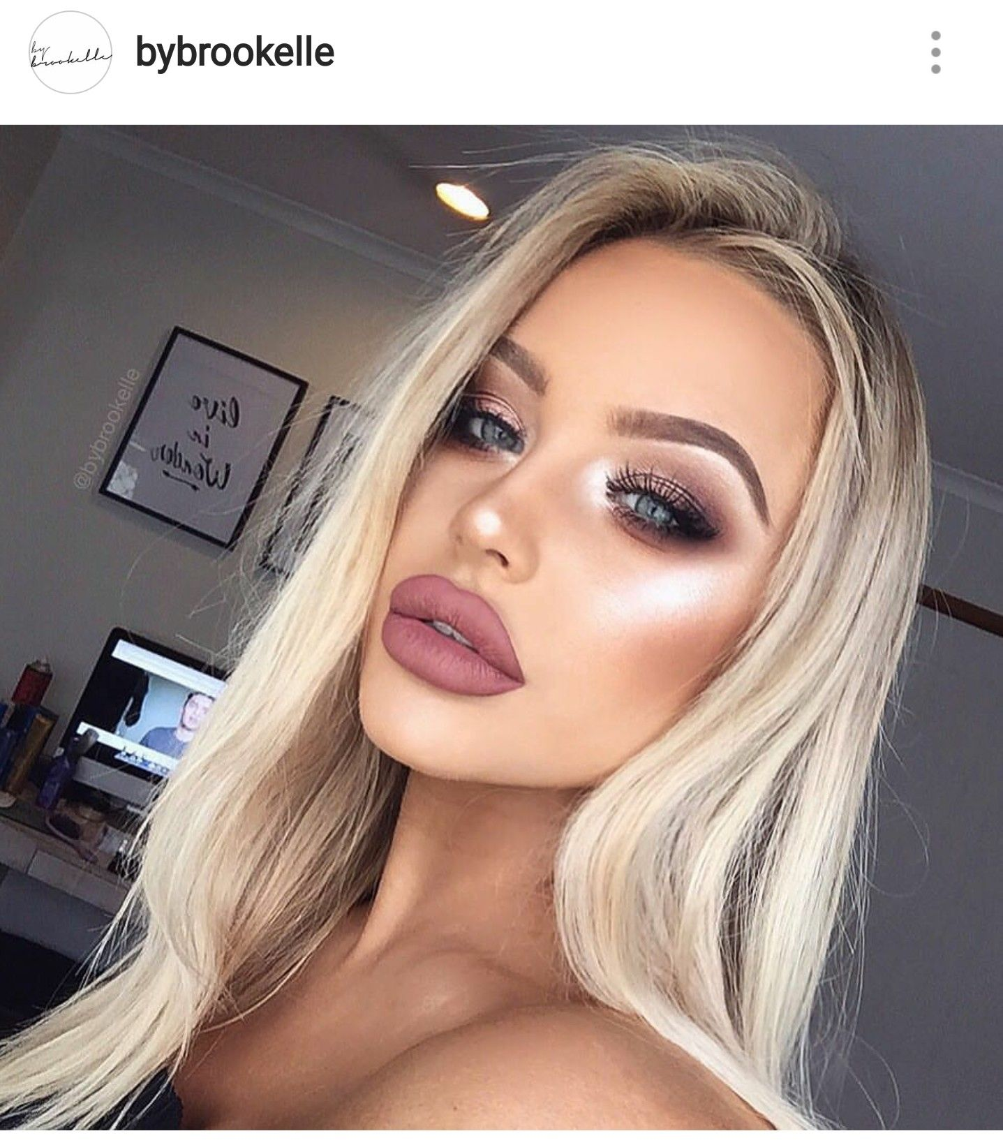 Pin by Jane Campbell on Makeup Sultry Makeup looks