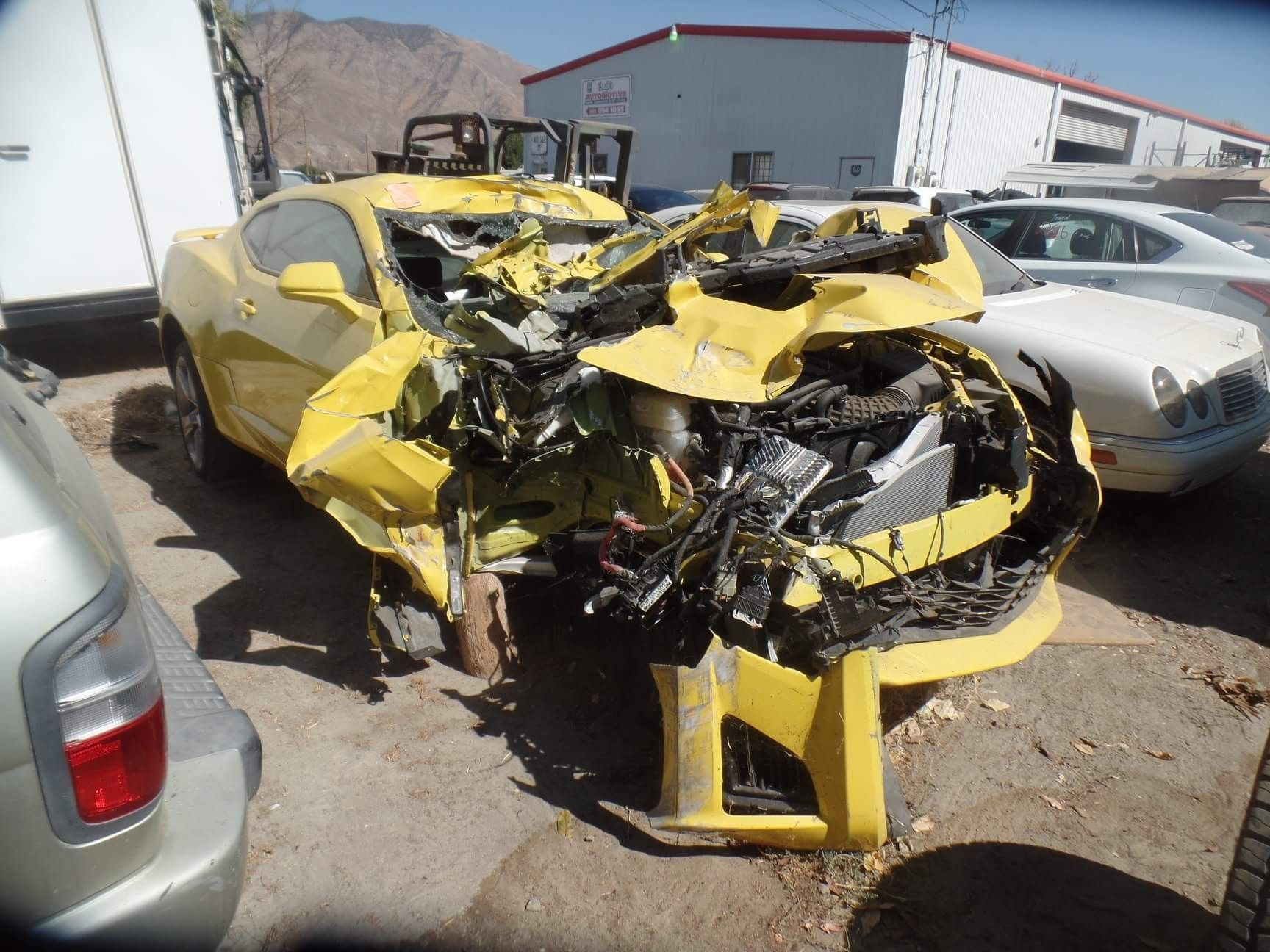 Pin By Anthony On Crashed Cars Car Crash Classic Cars Cars Trucks
