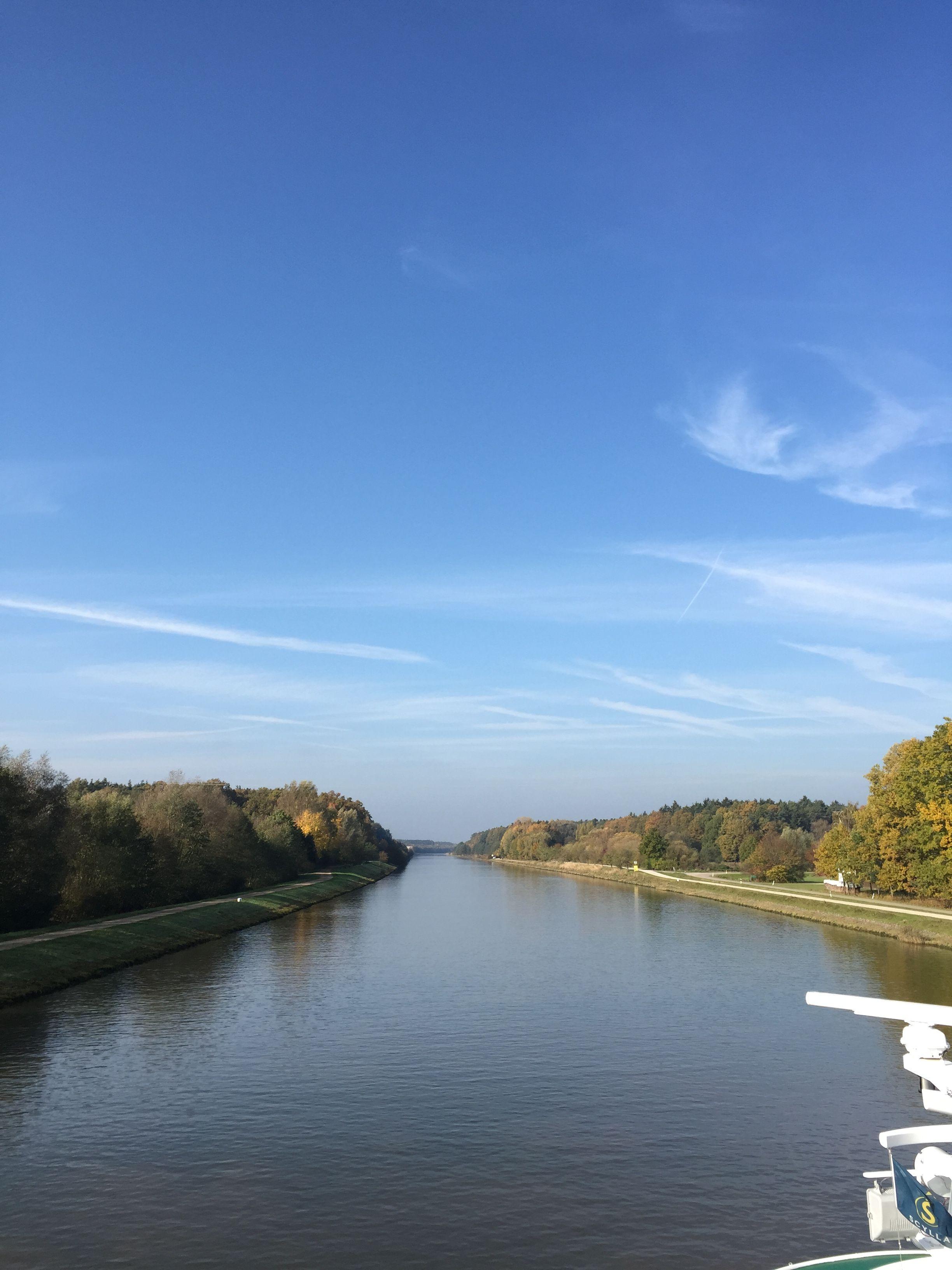 Danube Canal cruise