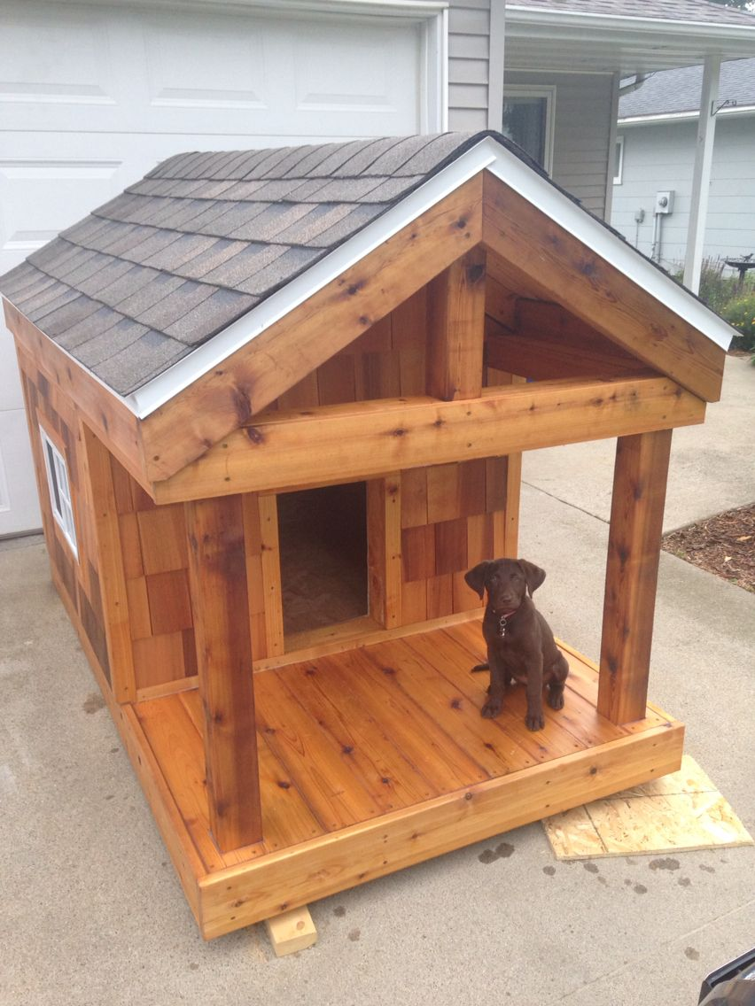 Dog House My Husband Built Dog House Bed Animal Decor