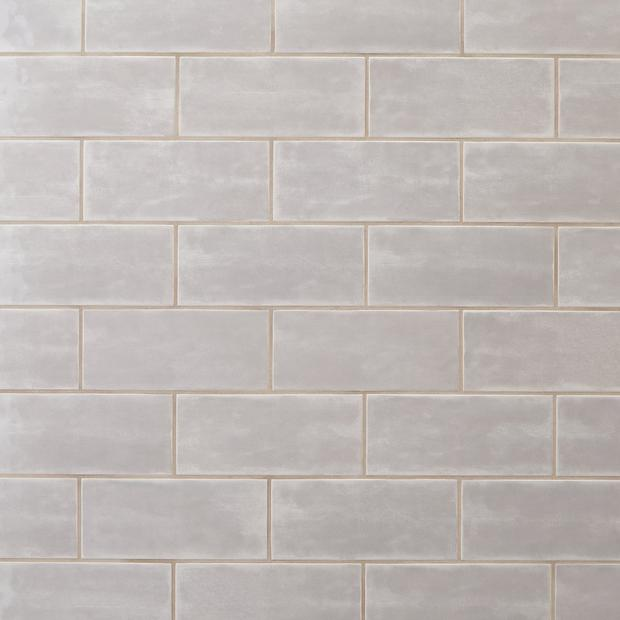 Maiolica Tender Gray Wall Tile In 2020 Grey Wall Tiles Grey Walls Wall Tiles