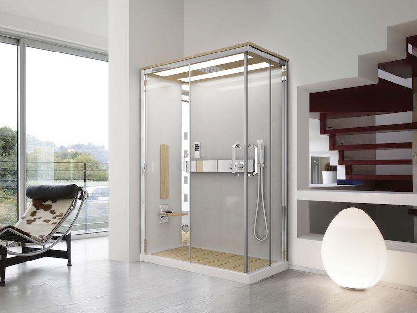Luxury Bathrooms: 10 Amazing Modern Glass Shower Enclosure Ideas ...