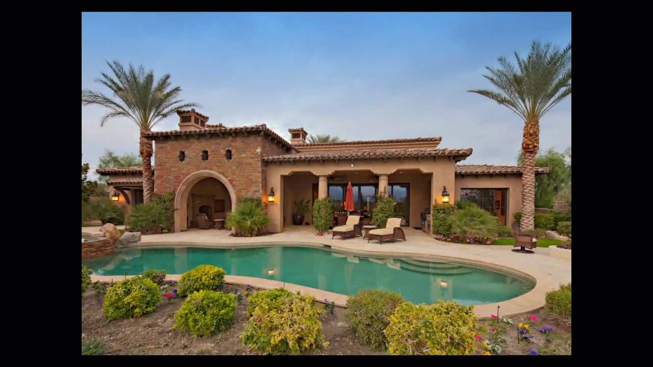 tuscan style homes with courtyard - Google Search | No place like ...