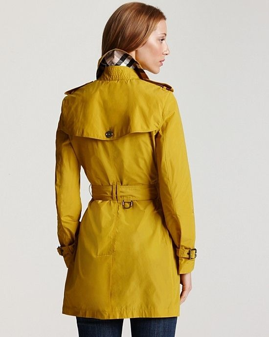 544b449031b9 Free shipping and guaranteed authenticity on Burberry Brit Buckingham  Packable Trench Trench Coat at Tradesy. For sale is an authentic BURBERRY  BRIT ...