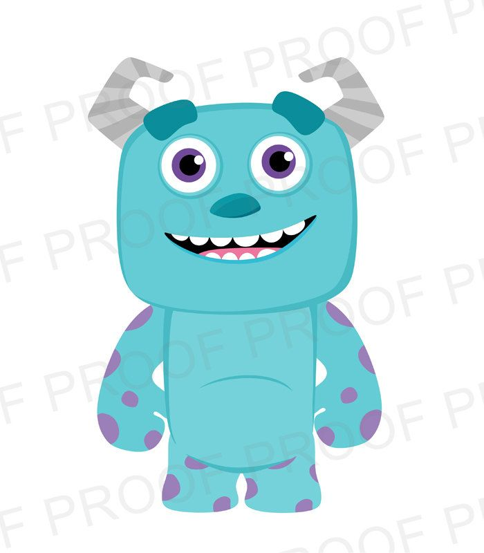 INSTANT DOWNLOAD- Monsters INC. Printable Party Signs ... Monsters University Baby Sully
