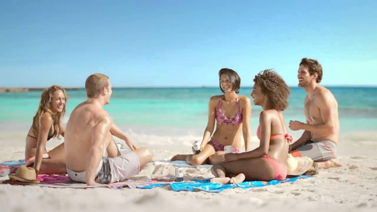 Corona Commercial Bikini 117