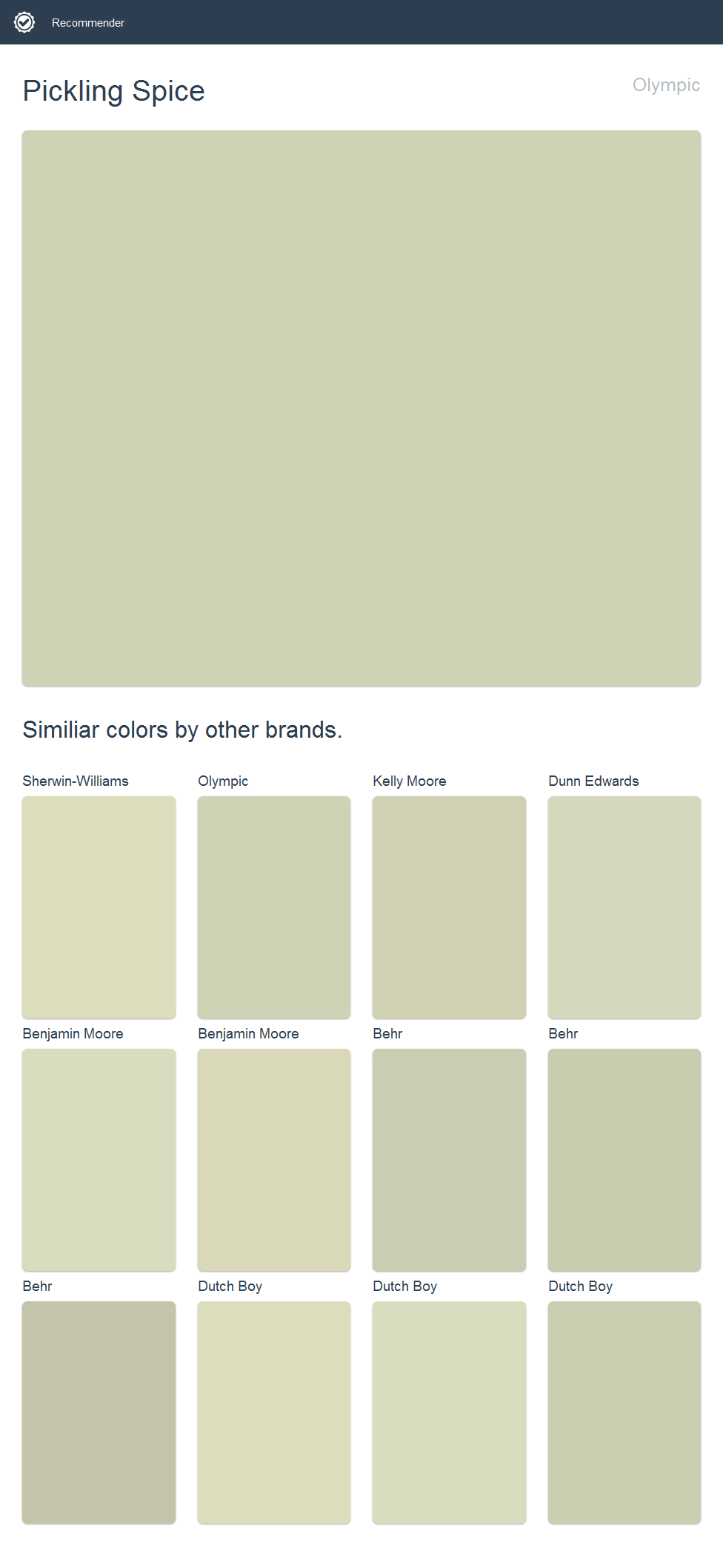 pickling spice olympic click the image to see similiar on top 10 interior paint brands id=98893