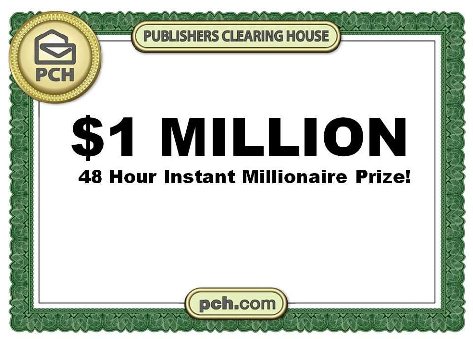 Pch Winner Selection List Certificate – Home Exsplore