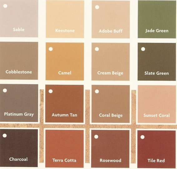 10+ Amazing Bathroom Color Scheme With Terra Cotta Collection