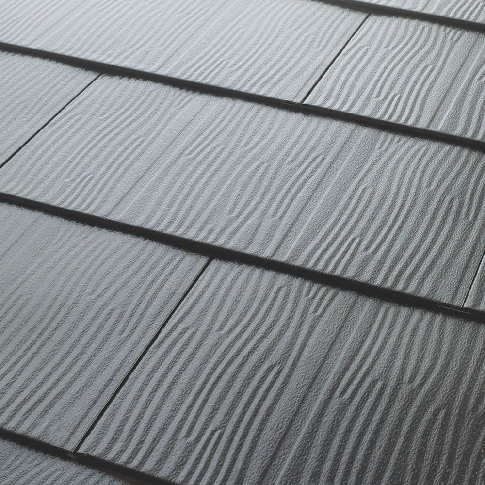 Builddirect Achilles Metal Roofing Embossed Shingles Collection Metal Roof Solar Roof Tiles Roofing
