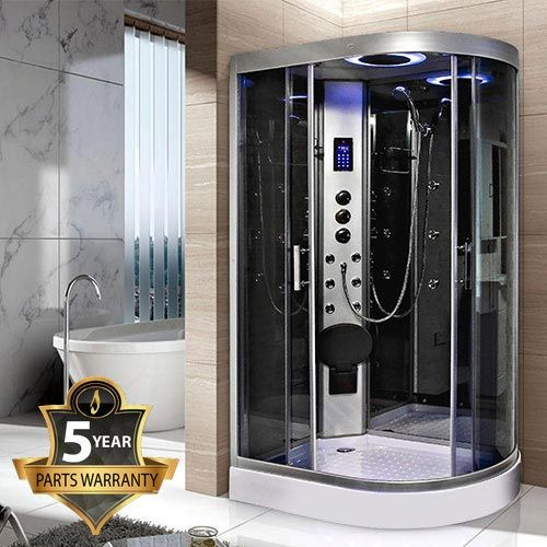 The incredible Insignia HydroMassage shower cabin gives