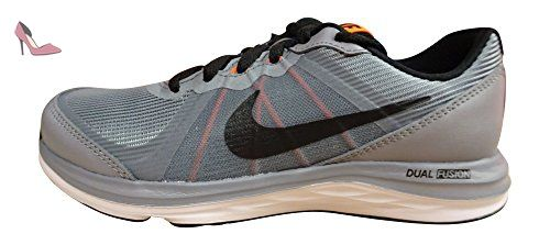 the latest e927c a5a06 Nike Dual Fusion x 2 (Gs), Chaussures de Running Homme, Noir (