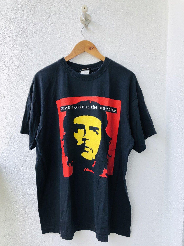 Brand New Rage Against The Machine T-shirt Adult Men Tee Black Rock Band Tee