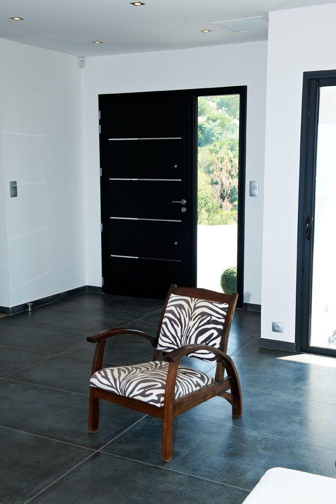 porte d 39 entr e aluminium cotim 11 par zilten porte d entr e pinterest. Black Bedroom Furniture Sets. Home Design Ideas