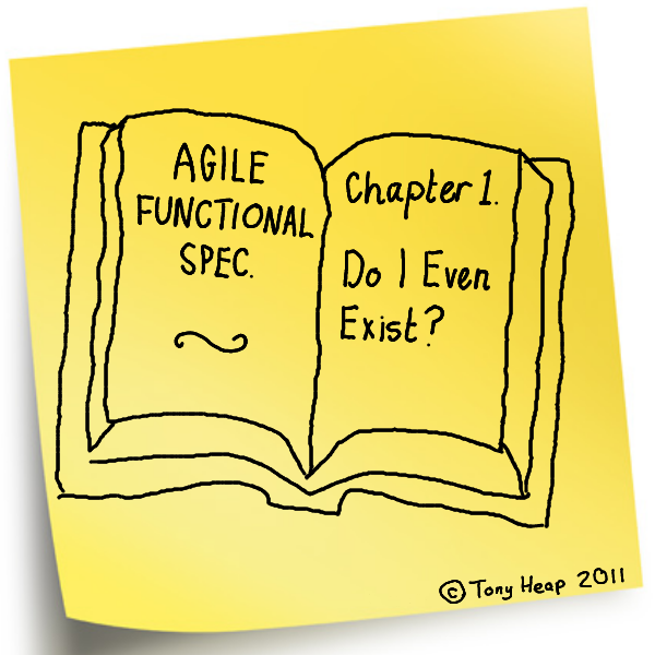 Agile Qa Tester Resume Sample: An Agile Functional Specification