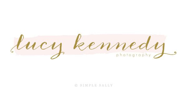 premade logo design | simple sally ice of colors