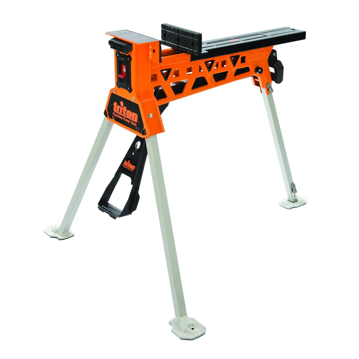 Remarkable Portable Sawhorse Clamping Clamp Jaw Foot Pedal Lock Project Pdpeps Interior Chair Design Pdpepsorg