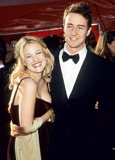 Dating for sex: edward norton and drew barrymore dating drummer