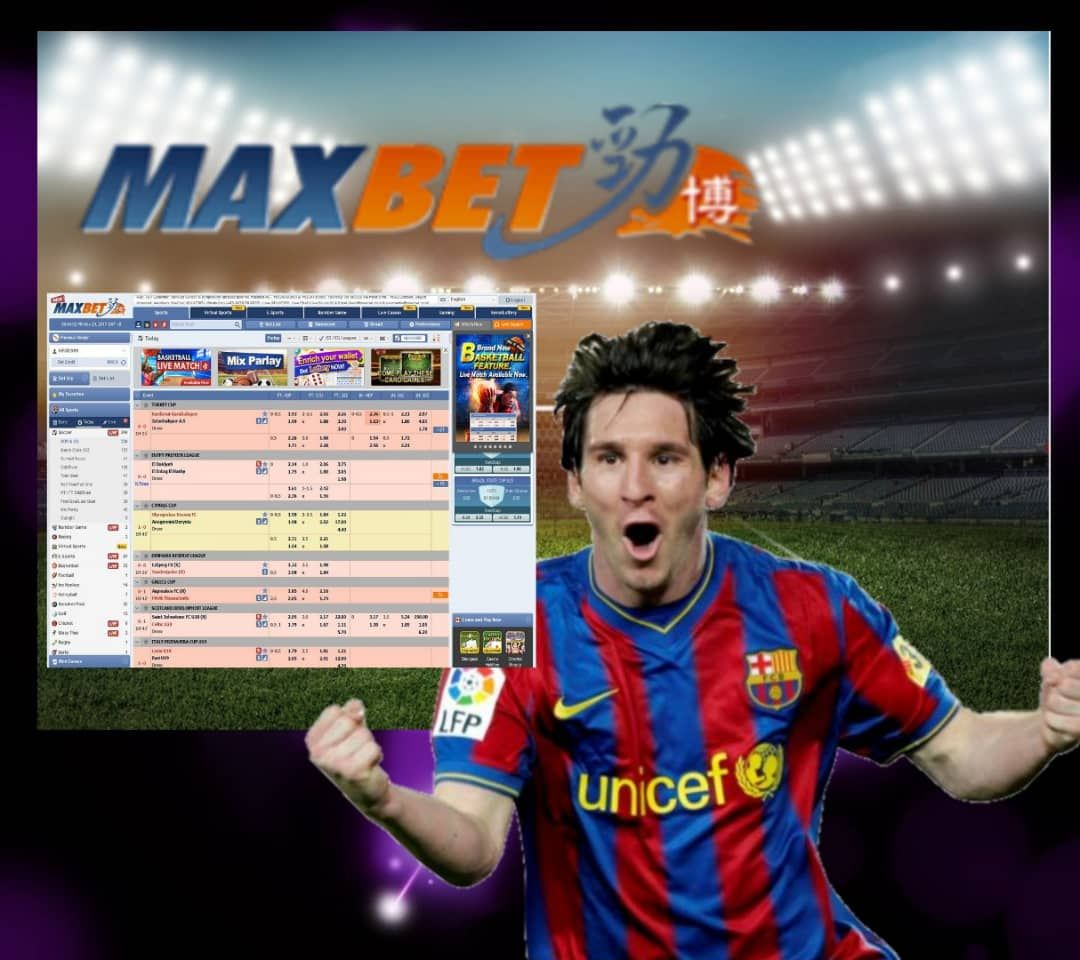IBCbet (Now called Maxbet) allows higher betting amounts