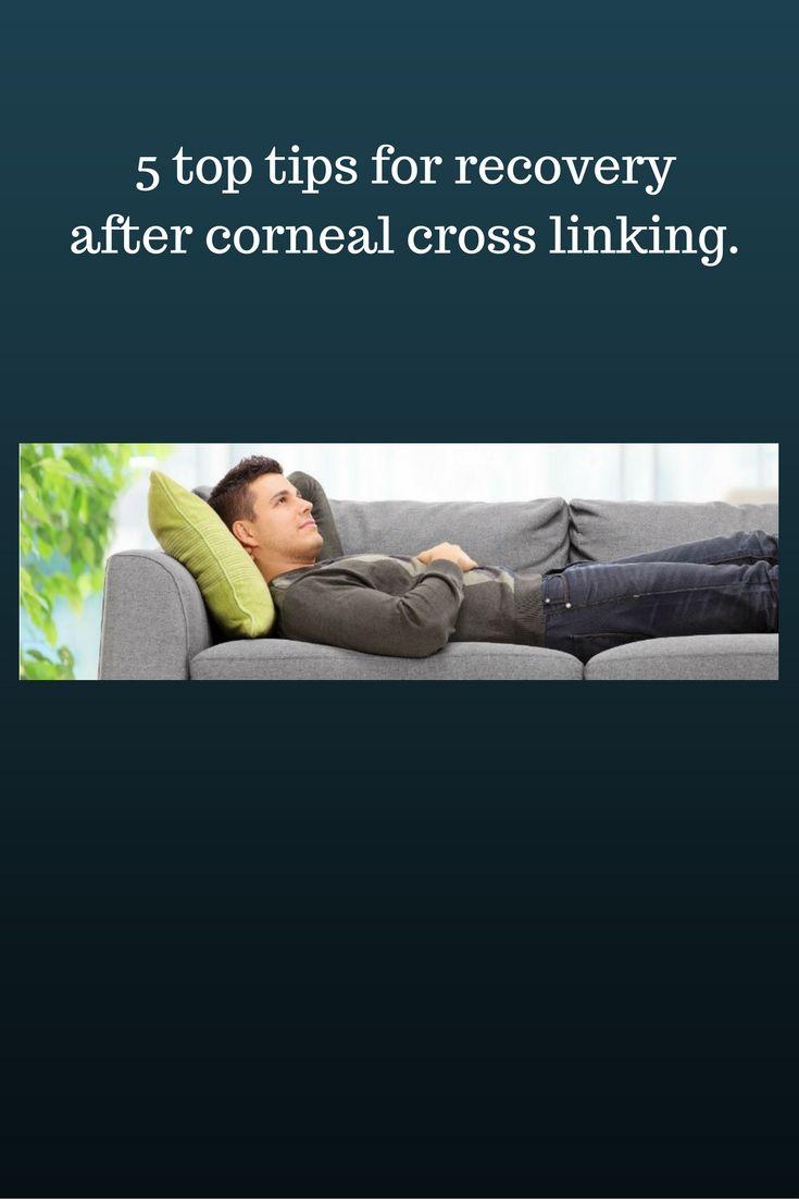 Corneal cross linking is a procedure for the management of progresive keratoconus.