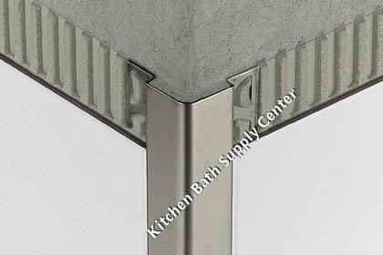 Schluter Eck E Tile Wall Edge Protection Profiles Bathroom Wall