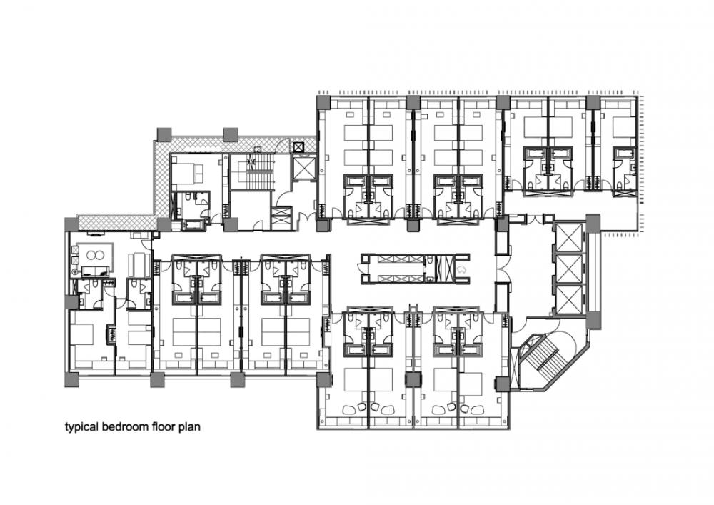 Hotel Floor Plans Design With Dimensions Pdf Plan Slyfelinos Com Architecture Photography Dua Koan Inte Hotel Floor Plan Hotel Room Design Plan Hotel Room Plan