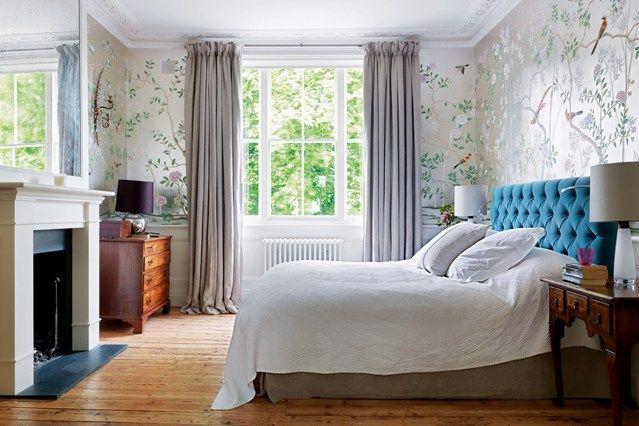 Best Victorian Times De Gournay Wallpaper Victorian Terrace 400 x 300