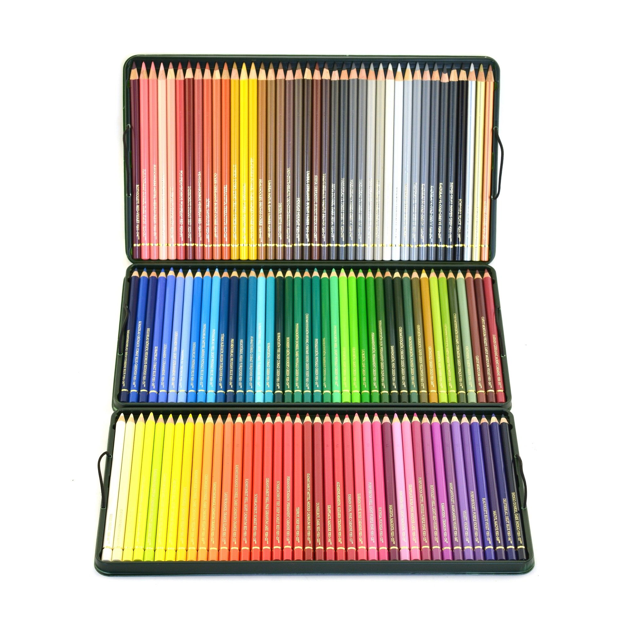 Polychromos Colored Pencils Faber Castell 120ct Colored Pencil