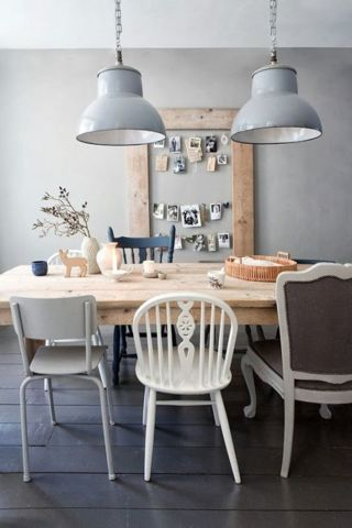 How To Mix Match Dining Room Decor