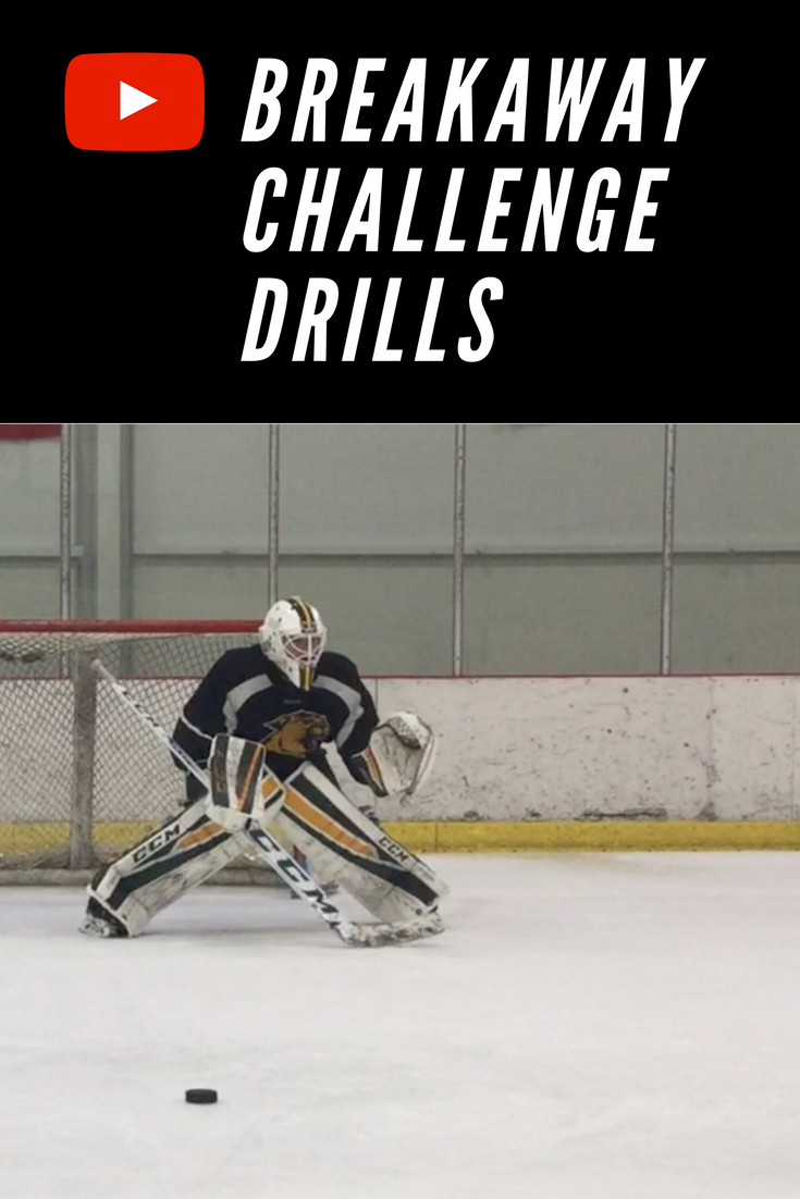 This Is A Simple Post Practice Breakaway Drill For Goalies At Any