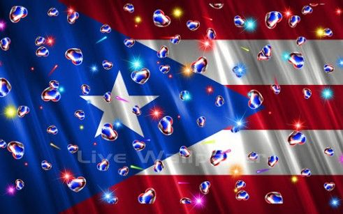 Heart Flag Puerto Rico Free App For Android Puerto Rico Flag Pr Flag