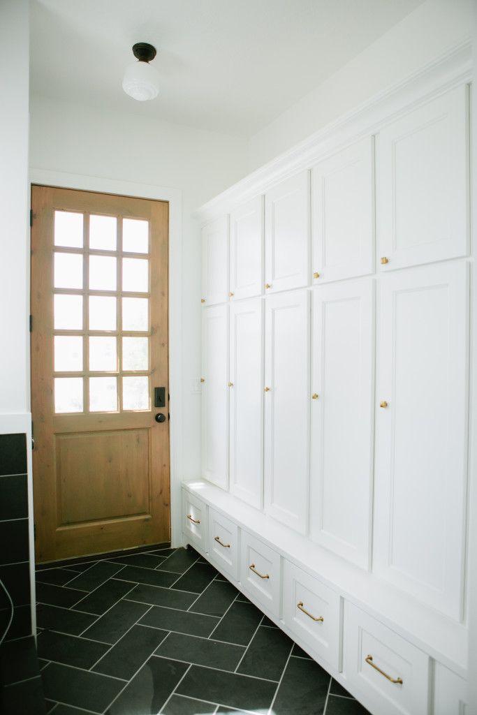 Room The Modern Farmhouse Project Bathroom Laundry