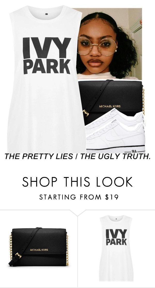 """""""2+15+17   IPC☺  """" by purplequeen04 ❤ liked on Polyvore featuring MICHAEL Michael Kors and Topshop"""