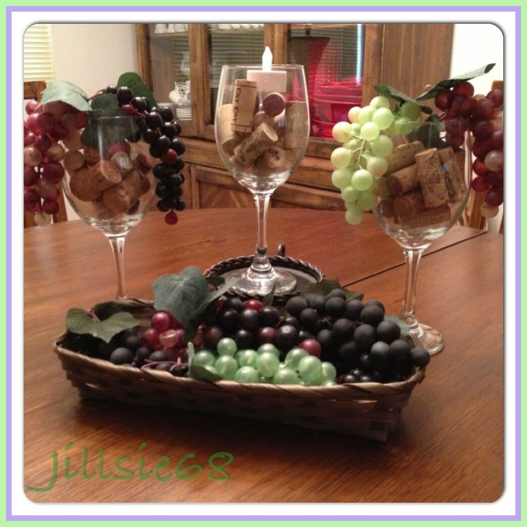 3 reference of kitchen wine decor ideas in 3  Wine decor