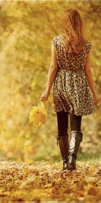 Dress,tights,boots