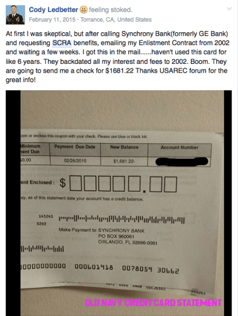 You Will Never Believe These Bizarre Truths Behind Old Navy Credit Card Statement Old Navy Cred In 2020 Discover Credit Card Amazon Credit Card Credit Card Statement