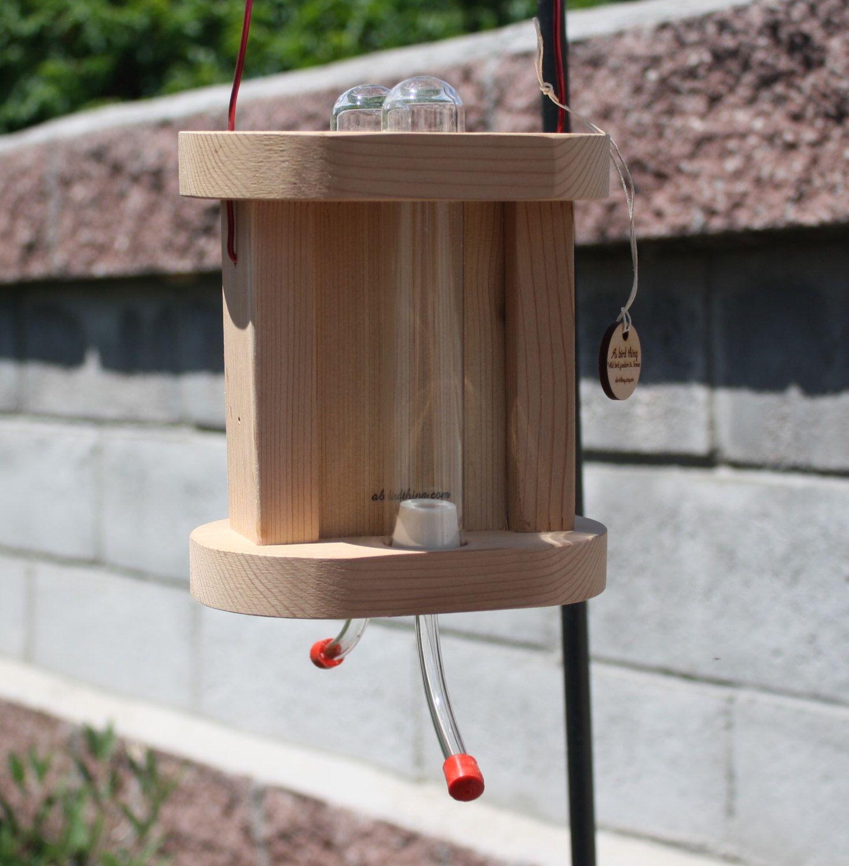 Humming Feeder Natural Bird Feeder Wild Bird Feeder