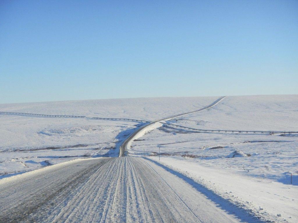 Alaska's Dalton Highway Road Trip | Fairbanks | Deadhorse | Driving